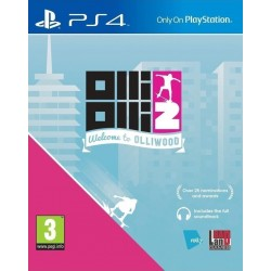 PS4 OLLIOLLI 2: WELCOME TO OLLIWOOD (EU)