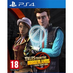 PS4 TALES FROM THE BORDERLANDS (EU)