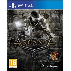 PS4 ARCANIA - THE COMPLETE TALE (EU)