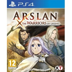 PS4 ARSLAN: THE WARRIORS OF LEGEND (EU)