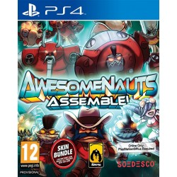 PS4 AWESOMENAUTS ASSEMBLE (EU)