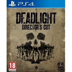 PS4 DEADLIGHT DIRECTOR'S CUT (EU)