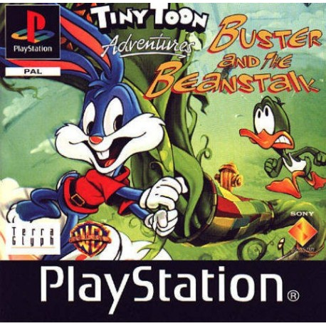 PS1 BUSTER AND THE BEANSTALK (USED)