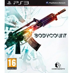 PS3 BODYCOUNT (NEW)