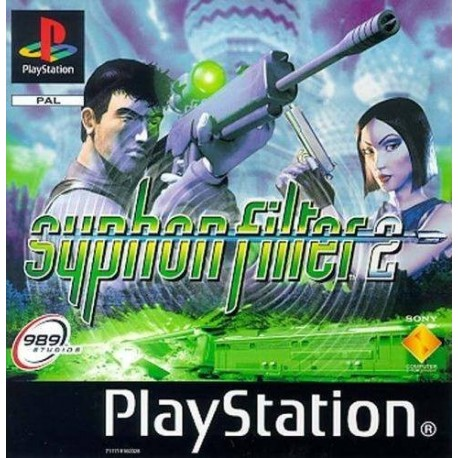 PS1 SYPHON FILTER 2 (USED)