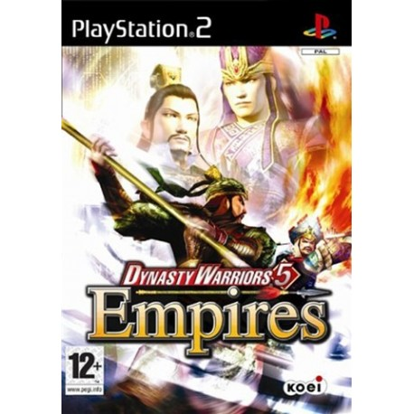 PS2 Dynasty Warriors 5: Empires (used)