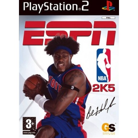 PS2 ESPN NBA Basketball 2005 (used)