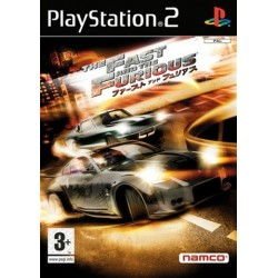 PS2 Fast & The Furious, Tokyo Drift (used)