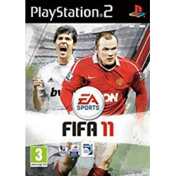 PS2 Fifa 11 (used)