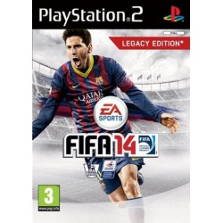 PS2 FIFA 14 (used)