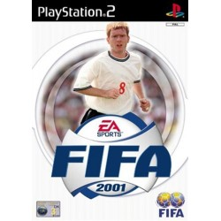 PS2 Fifa 2001 (used)