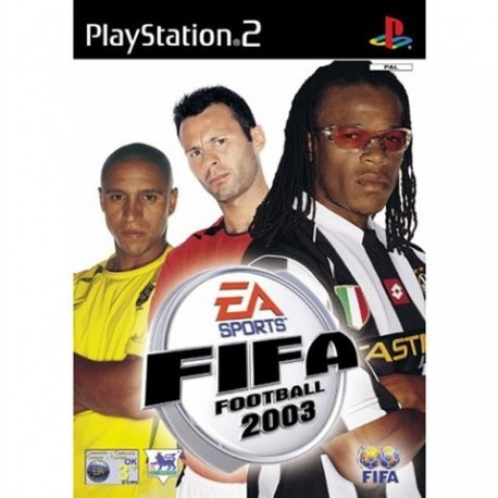 PS2 Fifa 2003 (used)