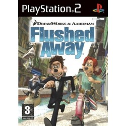 PS2 Flushed Away (used)