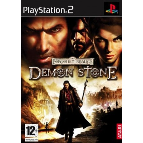 PS2 Forgotten Realms - Demon Stone (used)