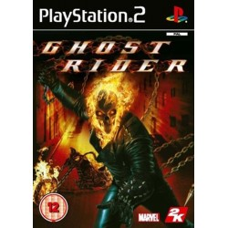 PS2 Ghost Rider (used)