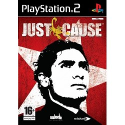PS2 Just Cause (used)