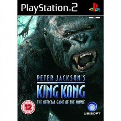 PS2 King Kong (used)