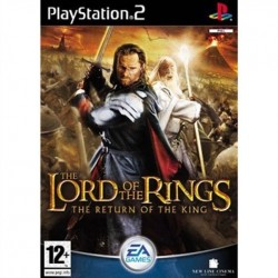 PS2 Lord Of The Rings - Return Of The King (used)