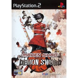 PS2 Maken Shao - Demon Sword (used)