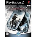 PS2 Medal of Honor - European Assault (used)