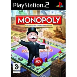PS2 Monopoly (used)