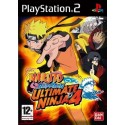 PS2 Naruto Shippuden: Ultimate Ninja 4 (used)