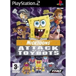 PS2 Nicktoons - Attack Of The Toybots (used)