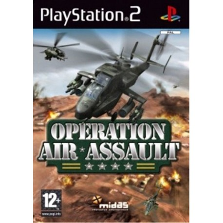 PS2 Operation Air Assault (used)