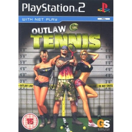 PS2 Outlaw Tennis (used)