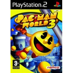 PS2 Pac Man World 3 (used)