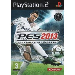 PS2 Pro Evolution Soccer 2013 (Ελληνικό) (used)