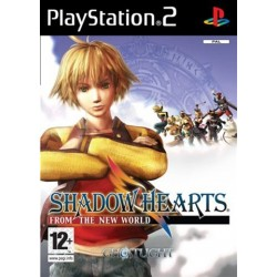 PS2 Shadow Hearts: From The New World (new in blister)