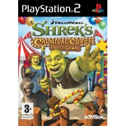 PS2 Shrek's Carnival Craze (used)