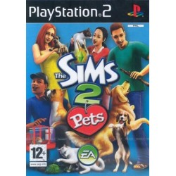 PS2 Sims 2 Pets (used)