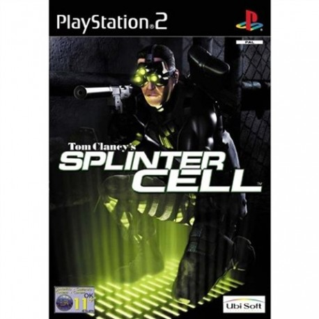 PS2 Splinter Cell (used)