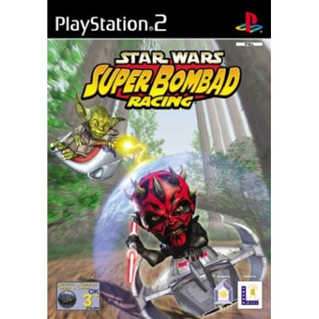 PS2 Star Wars Super Bombard Racing (used)