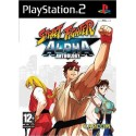 PS2 Street Fighter Alpha Anthology (used)