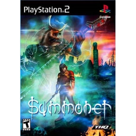 PS2 Summoner (used)