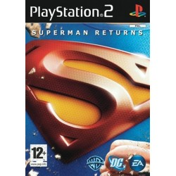 PS2 Superman Returns (used)