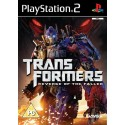 PS2 Transformers - Revenge of the Fallen (used)