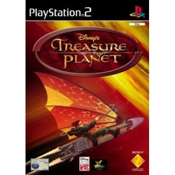 PS2 Treasure Planet (used)