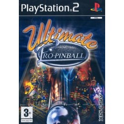PS2 Ultimate Pro Pinball (used)