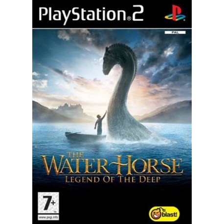 PS2 Water Horse, Legend Of The Deep (used)