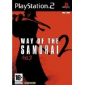 PS2 Way of The Samurai 2 (used)