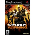 PS2 Without Warning (used)
