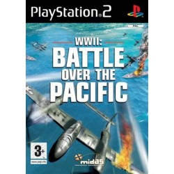 PS2 WW2, Battle of the Pacific (used)