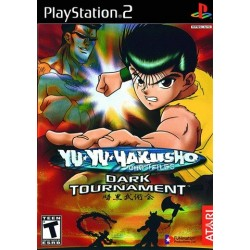 PS2 Yu Yu Hakusho - Dark Tournament (used)