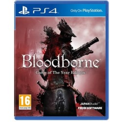 PS4 Bloodborne - Game Of The Year Edition (new)