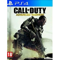 PS4 Call Of Duty: Advanced Warfare (new)