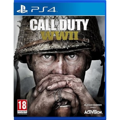 PS4 Call of Duty: WWII (new)